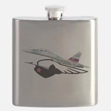 Funny Russian military Flask