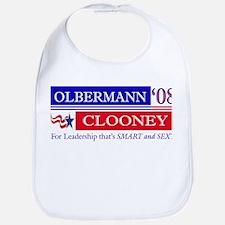 Olbermann_Clooney Bib