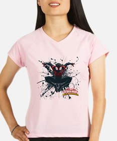 Ultimate Spider-Man Miles Performance Dry T-Shirt