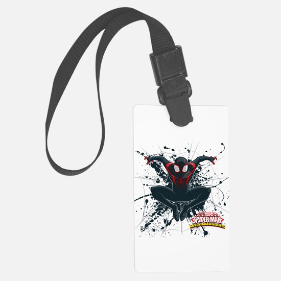 Ultimate Spider-Man Miles Morale Luggage Tag