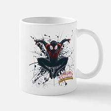 Ultimate Spider-Man Miles Morales Splat Mug