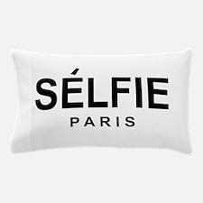 SELFIE PARIS Pillow Case