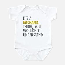 Its A Mechanic Thing Infant Bodysuit