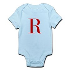 R-bod red2 Body Suit
