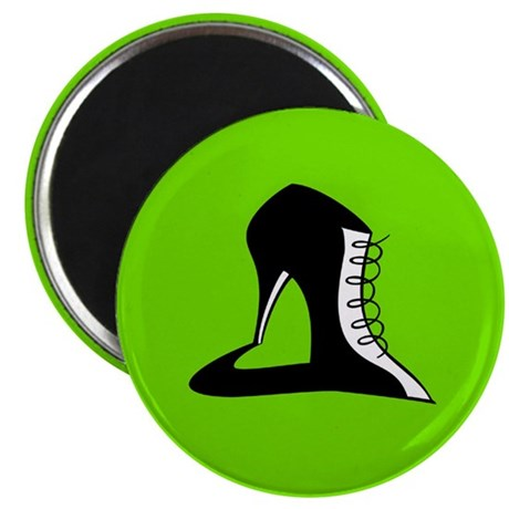 Shoe Fetish Magnet (Green)