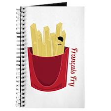 Francois Fry Journal
