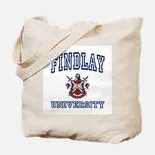 FINDLAY University Tote Bag