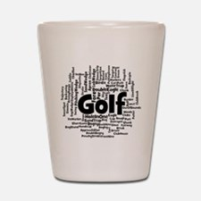 Funny Clubhouse Shot Glass
