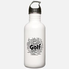 Unique Clubhouse Water Bottle