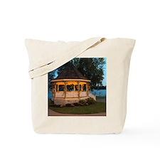 Fall Gazebo Tote Bag