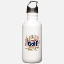 Cute Clubhouse Water Bottle