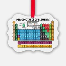Periodic Table Ornament
