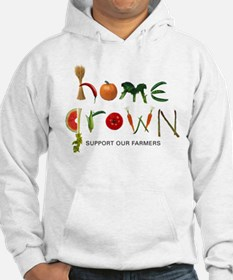 Home Grown. Support our Farme Jumper Hoody