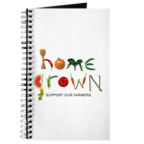 Home Grown. Support our Farme Journal