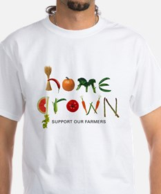 Home Grown. Support our Farme Shirt