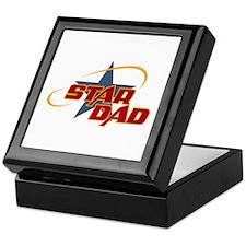 Star Dad Keepsake Box
