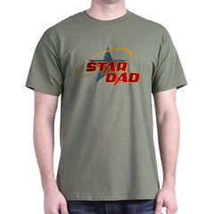 Star Dad T-Shirt