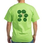 Lilly'z Pad Green T-Shirt