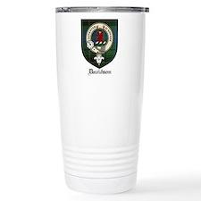 Cute Davidson clan Travel Mug