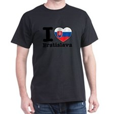 Unique Bratislava T-Shirt