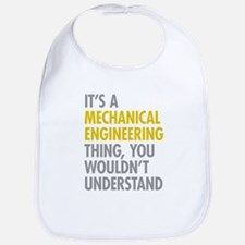Mechanical Engineering Thing Bib