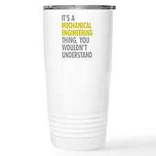 Mechanical Engineering Travel Mug