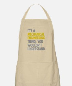 Mechanical Engineering Thing Apron
