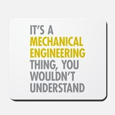 Mechanical Engineering Thing Mousepad