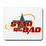 Star Step Dad Mousepad