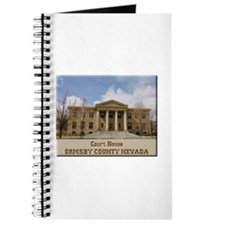 Ormsby County Court House Journal
