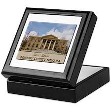 Ormsby County Court House Keepsake Box
