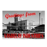 Vandelay Factory Postcards (Pkg. of 8)