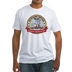 USS RICHARD S. EDWARDS Fitted T-Shirt