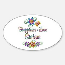 Sister Love Decal