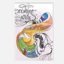 Symbols Of Sanctity Postcards (Package of 8)