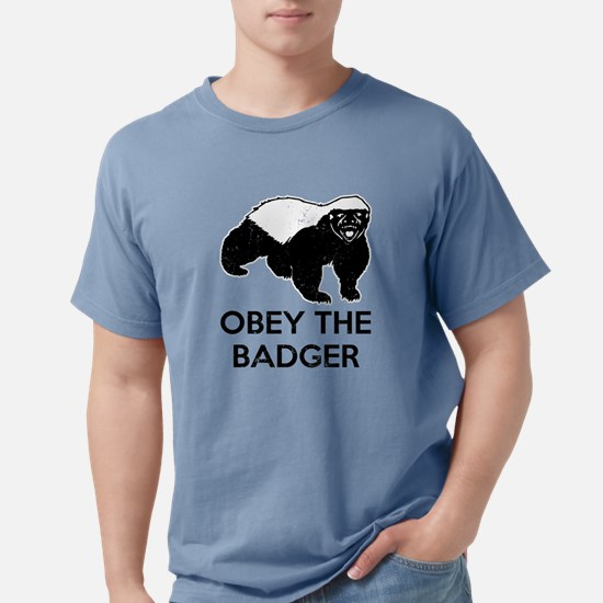 Obey The Badger T-Shirt