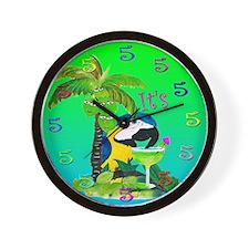 always five Wall Clock