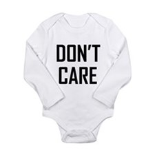 DON'T CARE Body Suit