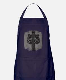 Slender Man with Tentacles Apron (dark)