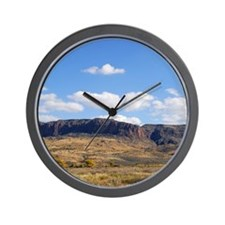 """""""The West"""" Wall Clock"""