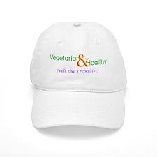 Baseball Cap - vegetarian healthy