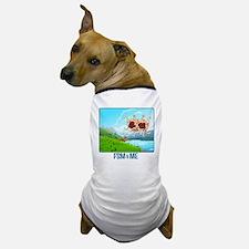 Cute Fsm Dog T-Shirt