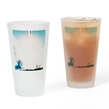 Lift Off Drinking Glass