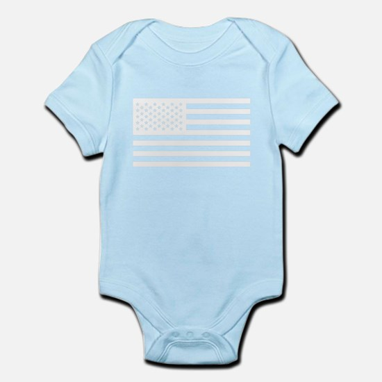 Subdued US Flag Tactical Body Suit
