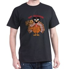 Cute Funny turkey T-Shirt