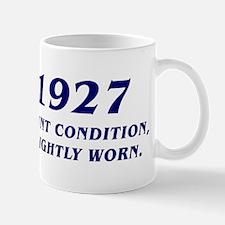 Circa 1927 Mug