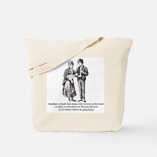 Hoodrat Tote Bag