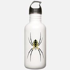 Black and yellow garde Water Bottle