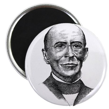 William Lloyd Garrison Magnet