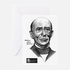 William Lloyd Garrison Greeting Cards (Package of